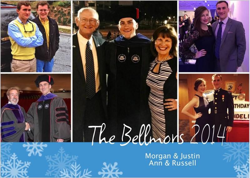 Bellmor's 2014 Christmas Card