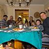 Naomi, Jeff, Ron, Maureen, Alma, Taitym, Callie, Bobby