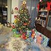 Santa has come! Christmas 2014