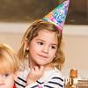 January 18, 2014 - Hazel Marie's 1st Birthday.