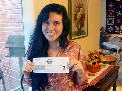 Lily Grad: Lic Party 2-15-2012 2