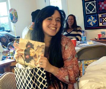 Lily Grad: Lic Party 2-15-2012 1