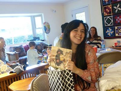 Lily Grad: Lic Party 2-15-2012 5