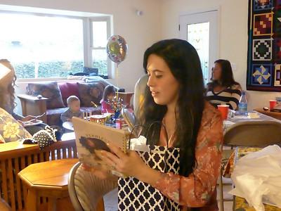 Lily Grad: Lic Party 2-15-2012 4
