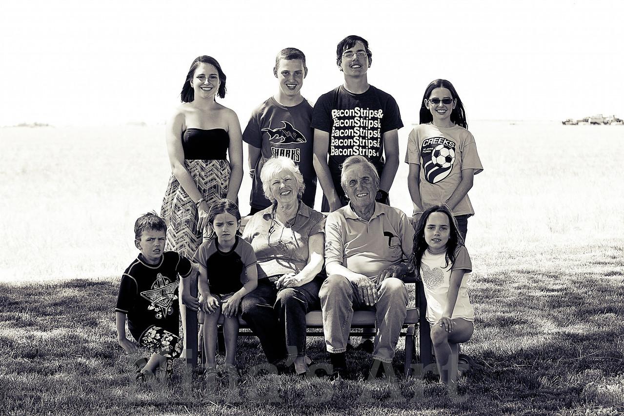 Conger Family Reunion 2014 (35)bw