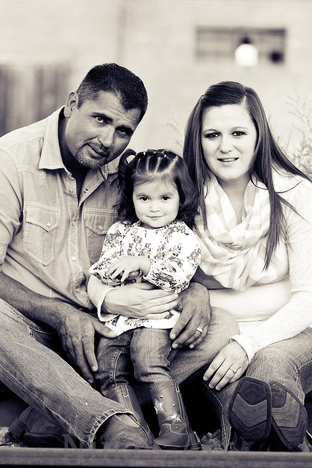Segura Family 2014 (44)bw