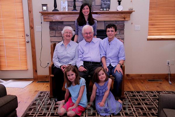 Kristen Family 1