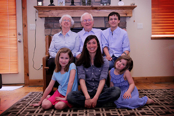 Kristen Family 3