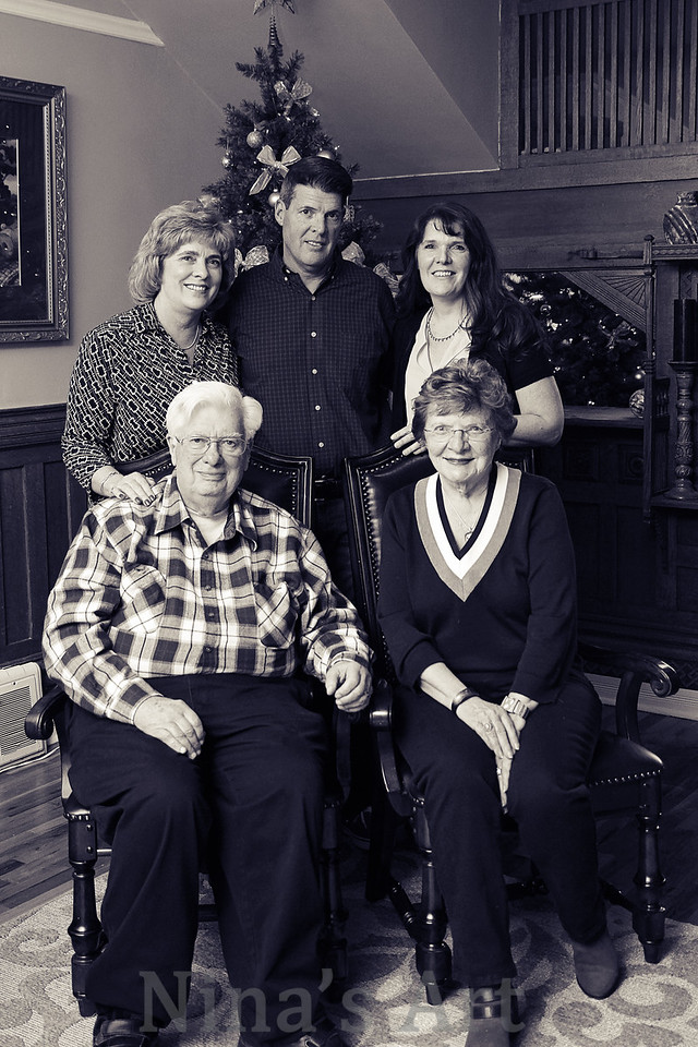 mawson family chritsmas 2014 (43)bw