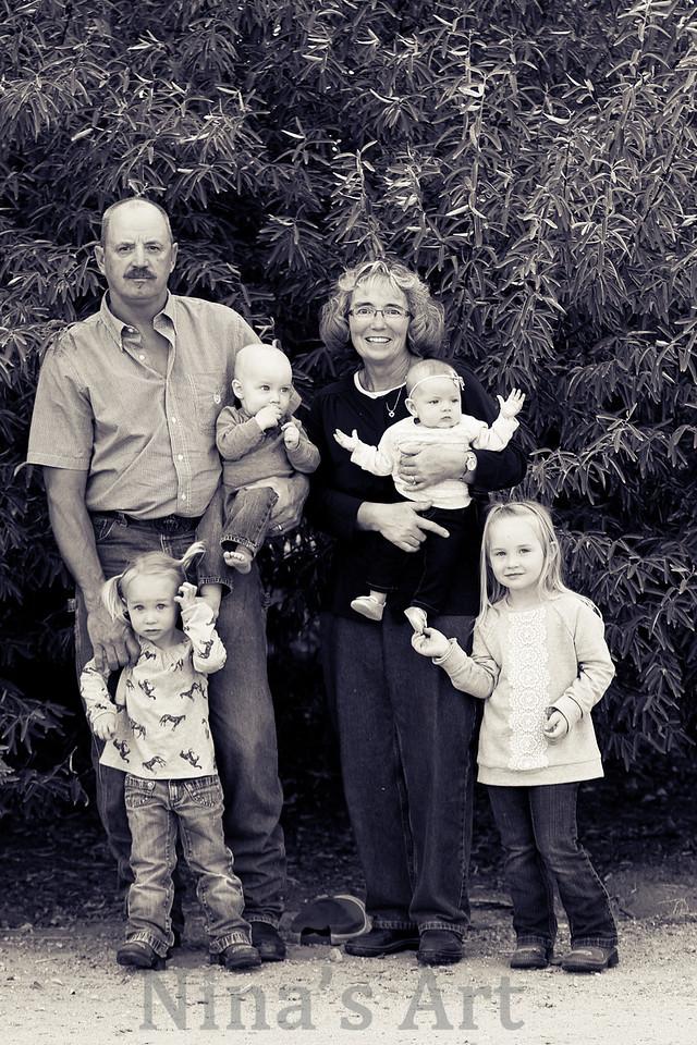 Webb Family 2014 (107)bw
