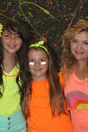 2014 First Session Neon Dance