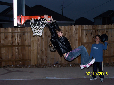 2006 - Hoops with the Goss's - 00029