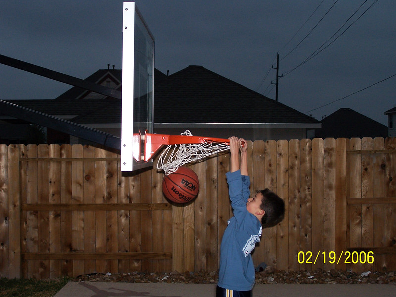 2006 - Hoops with the Goss's - 00019