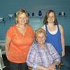 Geneva O'Donnell (Ken's cousin), Melissa, Debbie Potrepka, Geneva's home, Branford, Conn, 6/5/2014