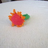 Clay flower Matthew made for his Grandma, 5/17/2014