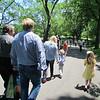 Central Park, Ken, Ryan, Claudia, Charlie, Ruby, 6/7/2014