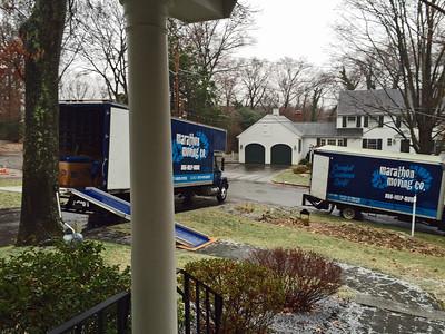 Moving Day - December 9