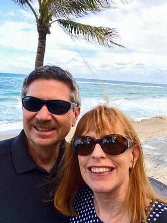 June Selfie in Jupiter Florida