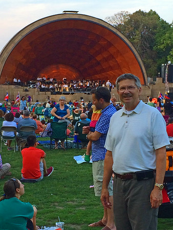 July 23 Concert at Boston  Hatch Shell