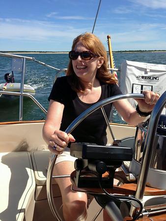 June Sailing to Martha's Vineyard