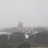 A rainy day from the Contemporary Hotel, Disney, 11/25/2014, Jenny's camera