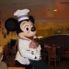 Spencer and Chef Mickey, Contemporary Hotel, Disney, 11/25/2014, Jenny's camera