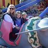 Claudia, Ruby, Charlie, Dumbo. Disney, 1st day, 11/27/2014. Ryan's camera