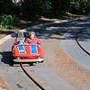Spencer, Ken driving a car. Disney, 1st day, 11/27/2014