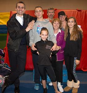Katrina Gymnastics - December 6, 2014