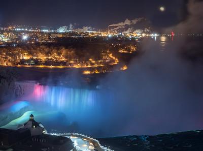 Niagara Falls - February 16-18, 2014