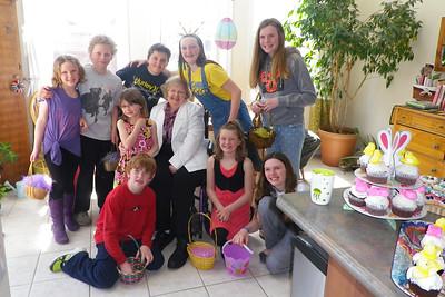 Happy Easter Nanna