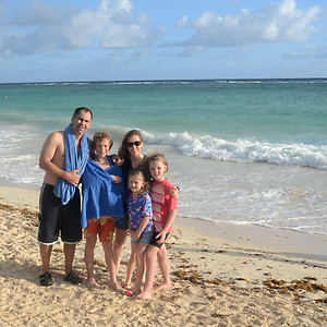 Squeezing out one more week of fun in 2014 - Dominican Republic Dec 2014