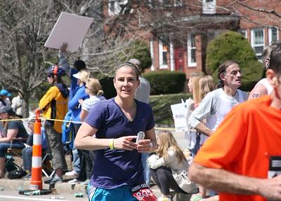 Kate Marathoning