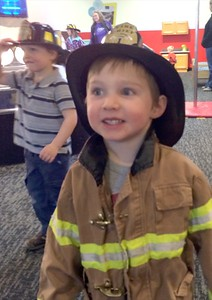 Eamon the Firefighter