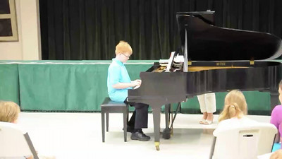 2014 05 Stephen Piano Recital