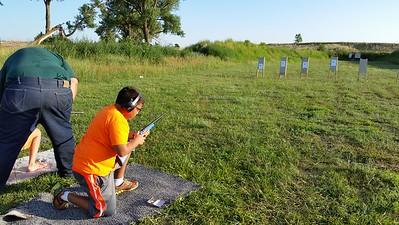 2014-07-28 .22 Rifle Practice