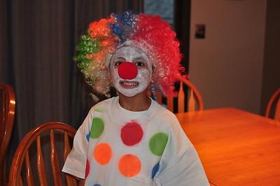 2014-10-09 Dylan Clown