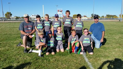 2014-10-19 Dylan Last Flag Football of the Season