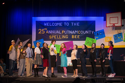FInale - 25th Annual Putnam County Spelling Bee - the EPS musical.