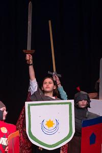 King Arthur's Coronation Speech - TCWS Sharing Assembly.