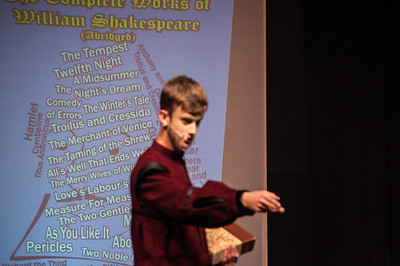 Alec complete works of Shakespeare 2014