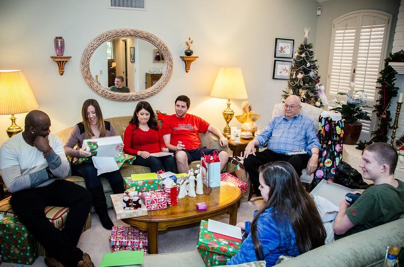 12.25.2014 - Family Christmas in Tucson, Arizona