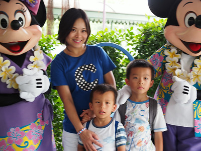 Disneyland 2014/08