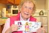 """Love Sammi's card.  """"Santa Claus enjoying Puerto Vallarta!"""""""