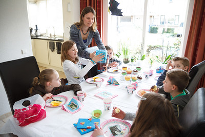 Lucelle Kinderfeestje