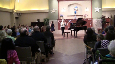 Piano recital part 2