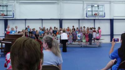 Liam Kindergarten - (show opening)