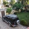 Our new car! 1994 Toyota Land Cruiser Prado.
