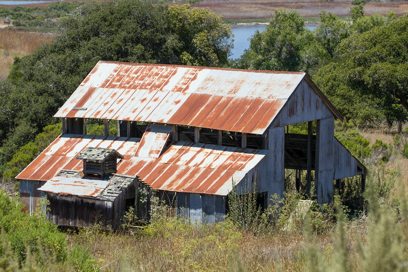 Barn at Elkhorn Slough