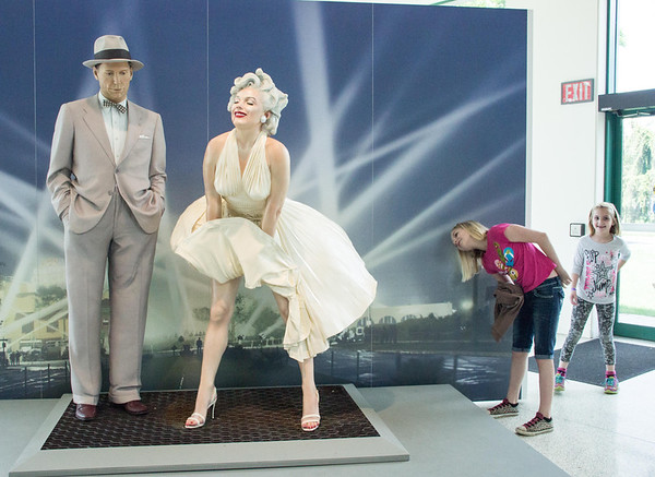 'Forever Marilyn' Seward Johnson